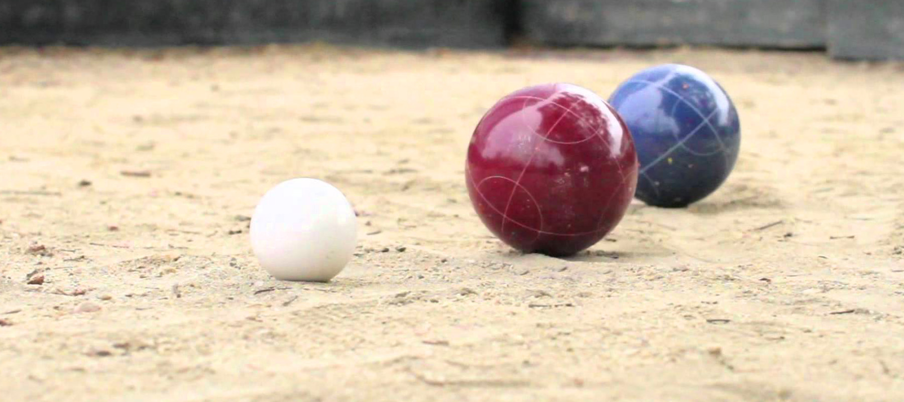 PLAY BOCCE